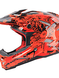 Недорогие -Мотоциклетный шлем / BMX Шлем 18 Вентиляционные клапаны Пластик + + PCB Водонепроницаемый Обложка эпоксидные Виды спорта Велосипедный спорт / Велоспорт / Мотобайк / Мотоцикл -