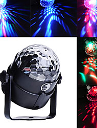 cheap -U'King LED Stage Light / Spot Light Sound-Activated Music-Activated 6 for For Home Club Portable