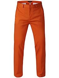cheap -Men's Long Pant Golf Pants / Trousers Wearable Golf