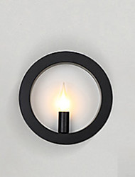 cheap -Traditional/Classic Modern/Contemporary Wall Sconces For Bedroom Wall Light 220V 3W