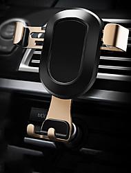 economico -supporto per supporto da auto per cellulare supporto per griglia di presa d'aria tipo universale