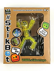 cheap -Robot Stikbot Toys Novelty Creative 1pcs Pieces Kid's Adults' Gift