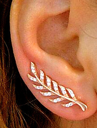 Boucles d'Oreille Or Rose