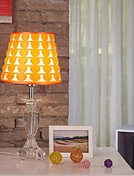 cheap -Artistic Eye Protection Table Lamp For Crystal 220V Orange/Green