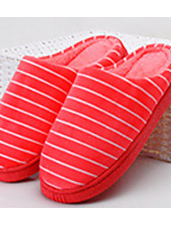 cheap -Girls' Shoes Fabric Winter Fall Comfort Slippers & Flip-Flops for Casual Coffee Peach