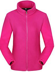 cheap -Women's Hiking Jacket Outdoor Winter Heat Retaining Breathability Winter Jacket Single Slider Ski / Snowboard Hunting Hiking Fishing