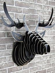 economico -Decorazione della parete Legno Animali Decorazioni da parete,Arazzi di 1