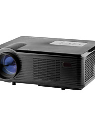 cheap -Factory OEM CL740 LCD Home Theater Projector 2400 lm Support 720P (1280x720) inch Screen