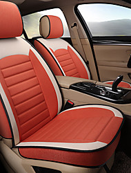 cheap -Car Seat Cushions Seat Cushions Linen Fabrics For universal All years General Motors
