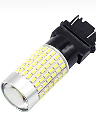 cheap -SO.K 2pcs Light Bulbs 5 W SMD 3014 144 Tail Light For universal All years