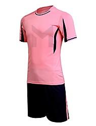 abordables -Unisex Fútbol Camiseta Entrenador Transpirabilidad Verano Un Color Poliéster Fútbal