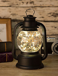 cheap -1pc Firework Led Table Light Night Light Bedside Lamp Christmas Gift For Child Kids Coffee Shop Party