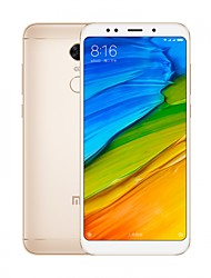 "abordables -xiaomi redmi 5 plus 5.99 ""4g versión global del teléfono inteligente (3gb + 32gb 12mp snapdragon 625 18: 9 pantalla 4000mah)"