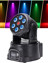cheap -U'King Laser Stage Light LED Stage Light / Spot Light DMX 512 Master-Slave Sound-Activated Auto Remote Control 100 for Outdoor Party
