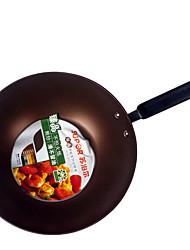 cheap -Stainless steel Plastic Flat Pan Multi-purpose Pot,30*7