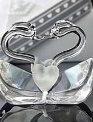 Недорогие -выбор кристалла коллекции поцелуи лебедей свадебные сувениры