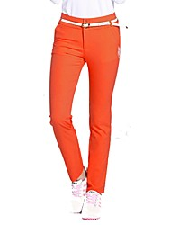 cheap -Women's Long Pant Golf Pants / Trousers Trainer Breathability Golf