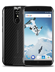 baratos -Vernee Active 5.5 polegada Celular 4G ( 6GB + 128GB 16MP MediaTek MT6755M 4200 mAh )
