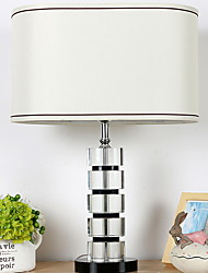cheap -Simple Adjustable Table Lamp For Crystal 220-240V Ivory