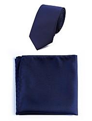 cheap -Men's Polyester Necktie - Dots