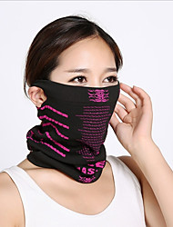 cheap -Neck Gaiter Neck Tube Pollution Protection Mask Winter Fall Keep Warm Cycling Ski / Snowboard Outdoor Exercise Cycling / Bike