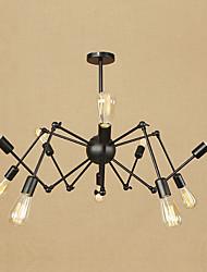 abordables -10 lumières Lustre Lumière d'ambiance - Style mini, 110-120V / 220-240V Ampoule non incluse / 20-30㎡ / E26 / E27