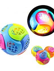 Недорогие -LED освещение Игрушки Сфера Классика Мерцание Электрический Мягкие пластиковые Куски