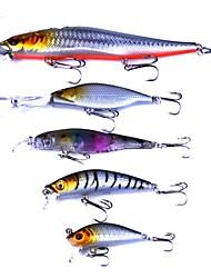 economico -5 pc Esche rigide Plastica Pesca di mare Lenze trainate & Barchette Pesca dilettantistica