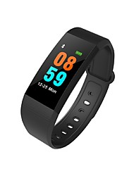 cheap -Smartwatch I9 for Android 4.4 / iOS Pedometers / Calories Burned / Built-in Bluetooth / Touch Sensor / APP Control Pulse Tracker / Pedometer / Call Reminder / Activity Tracker / Sleep Tracker
