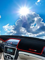preiswerte -Automobil Armaturenbrett Matte Innenraummatten fürs Auto Für Volkswagen 2008 2009 2010 2011 2012 2013 2014 Octavia