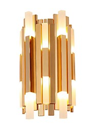 cheap -QIHengZhaoMing Modern / Contemporary Wall Lamps & Sconces Living Room / Study Room / Office Metal Wall Light IP20 110-120V / 220-240V 5W