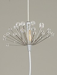 cheap -Modern / Contemporary Pendant Light Ambient Light 90-240V Bulb Included