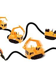 Недорогие -Волшебный индуктивный автомобиль Игрушечные машинки Грузовик Строительная техника Игрушки Автомобиль Специально разработанный Датчик