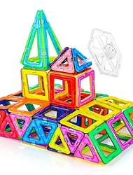 Недорогие -Магнитный конструктор 57 pcs трансформируемый Детские Подарок Элегантный и роскошный
