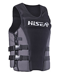 cheap -HISEA® Life Jacket Lightweight Materials Neoprene Snorkeling / Diving / Swimming Top for Adults