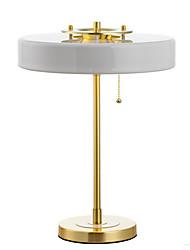 cheap -Simple Adjustable Table Lamp For Metal 220-240V White Black Light Blue