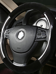 cheap -Automotive Steering Wheel Covers(Leather)For universal