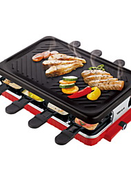 cheap -Electric  Barbecue Grill Multifunction Japanese Stainless Steel Thermal Cookers 220V Kitchen Appliance