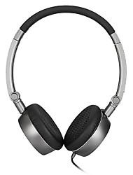 abordables -EDIFIER H690P Bandeau Câblé Ecouteurs Dynamique Plastique Pro Audio Écouteur Pliable / LA CHAÎNE HI-FI / Avec Microphone Casque