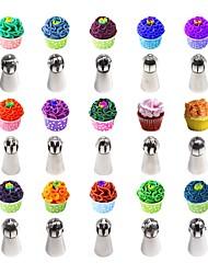 Недорогие -Инструменты для выпечки Алюминиевые сплавы Инструмент выпечки / Творческая кухня Гаджет Торты / Для приготовления пищи Посуда / Для торта Формы для пирожных