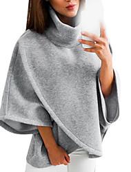 preiswerte -Damen Rollkragen Pullover - Stilvoll, Solide