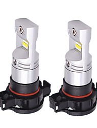 cheap -2pcs Light Bulbs 35W High Performance LED 2 Fog Light For Chevrolet / Dodge / Jeep Spark / Journey / Cherokee 2018 / 2017 / 2016