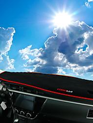 economico -Settore automobilistico Dashboard Mat Tappetini interno auto Per Toyota 2015 2016 2017 2014 Corolla