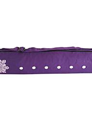cheap -L Gym Bag / Yoga Bag Yoga Mat Bag Yoga Leisure Sports Fitness Waterproof Wearable Breathable Canvas