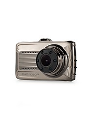 cheap -3 Inch Car DVRTFT LCD HD 1080P Rotated 170 Degree Ultra Wide Angle Dual Lens Dash Camera Vehicle Digital Video Recorder Camcorder Night Vision