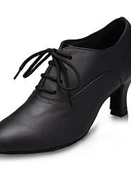 "cheap -Women's Modern Leatherette Sneaker Training Trim Stiletto Heel Red Black 2"" - 2 3/4"" Customizable"