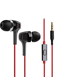 cheap -EDIFIER H265P In Ear Wired Headphones Dynamic Copper Mobile Phone Earphone with Microphone Headset