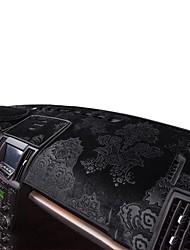 Недорогие -автомобильный Маска для приборной панели Коврики на приборную панель Назначение Jeep 2010 2011 2012 2013 2014 2015 2016 Patriot Compass