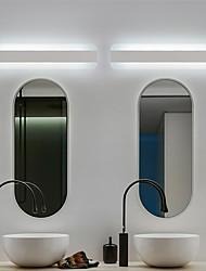Недорогие -Защите для глаз Простой Настенные светильники Ванная комната настенный светильник 220 Вольт 12 W / Интегрированный светодиод