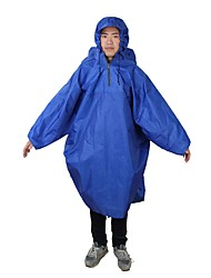 cheap -Unisex Hiking Raincoat Outdoor Rain-Proof Top Rain Proof Outdoor Exercise